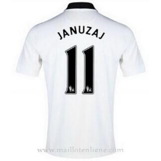 Solde Maillot Manchester United Januzaj Exterieur 2014 2015