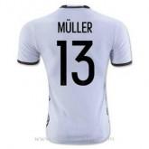 Vente Nouveau Maillot Allemagne M Ller Domicile Euro 2016