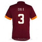 Achat Maillot As Roma A.Cole Domicile 2014 2015