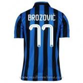 Acheter Maillot Inter Milan Brozovic Domicile 2015 2016