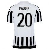 Acheter Nouveau Maillot Juventus Paddoin Domicile 2015 2016