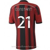 Achetez le Maillot Ac Milan Constant Domicile 2014 2015