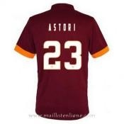 Achetez le Maillot As Roma Astori Domicile 2014 2015