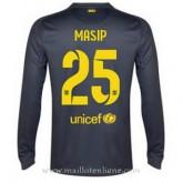 Achetez le Maillot Barcelone Gardien Ml Masip Domicile 2014 2015