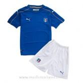 Authentique Maillot Italie Enfant Domicile Euro 2016