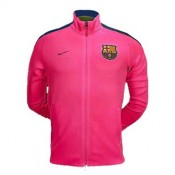 Authentique Veste De Foot Barcelone 2016 2017 Rose