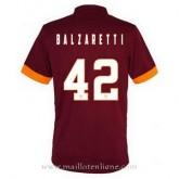 Boutique Maillot As Roma Balzaretti Domicile 2014 2015