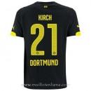 Boutique Maillot Borussia Dortmund Kirch Exterieur 2014 2015