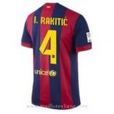 Boutique Officielle Maillot Barcelone I. Rakitic Domicile 2014 2015