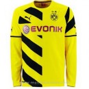 Boutique Officielle Maillot Borussia Dortmund Manche Longue Domicile 2014 2015