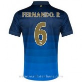 Boutique Officielle Maillot Manchester City Fernando.R Exterieur 2014 2015