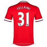 Boutique Officielle Maillot Manchester United Fellaini Domicile 2014 2015