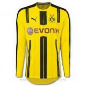 Boutique de Maillot Borussia Dortmund Manche Longue Domicile 2016 2017