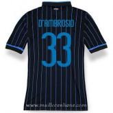Boutique de Maillot Inter Milan D.Ambrosio Domicile 2014 2015