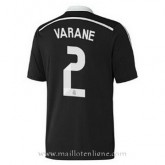 Boutique de Maillot Real Madrid Varane Troisieme 2014 2015