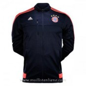 Catalogue Veste De Foot Bayern Munich 2016 2017 Bleu Fonce