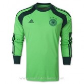 Collection Maillot Allemagne Manche Longue Goalkeeper 2014 2015