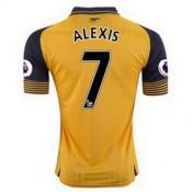 Collection Maillot Arsenal Alexis Exterieur 2016 2017