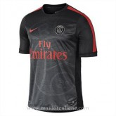 Collection Maillot Avant-Match Psg Noir 2015 2016