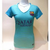 Collection Maillot Barcelone Femme Qatar Airway Troisieme 2016 2017