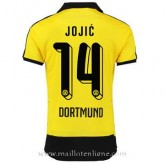 Collection Maillot Borussia Dortmund Jojic Domicile 2015 2016