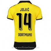 Collection Maillot Borussia Dortmund Jojic Domicile 2015 2016