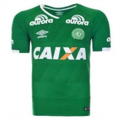 Collection Maillot Chapecoense Domicile 2016 2017