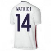 Collection Maillot France Matuidi Exterieur 2015 2016