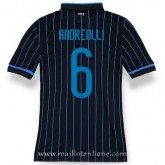 Collection Maillot Inter Milan Andreolli Domicile 2014 2015
