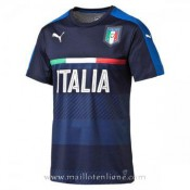 Collection Maillot Italie Formation Blue 2016 2017