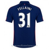 Collection Maillot Manchester United Fellaini Troisieme 2014 2015