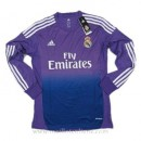 Collection Maillot Real Madrid Manche Longue Goalkeeper 2013-2014