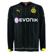 En Ligne Maillot Borussia Dortmund Manche Longue Exterieur 2015 2016