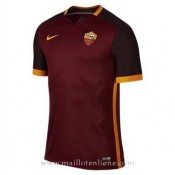 France Maillot As Roma Domicile 2015 2016