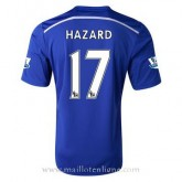 France Maillot Chelsea Hazard Domicile 2014 2015
