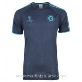 France Maillot Formation Chelsea Champion Bleu 2016