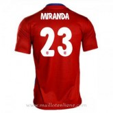 La Collection Maillot Atletico De Madrid Miranda Domicile 2015 2016