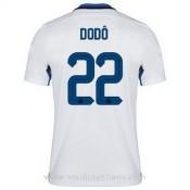 La Collection Maillot Inter Milan Dodo Exterieur 2015 2016
