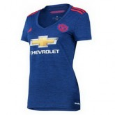 La Collection Maillot Manchester United Femme Exterieur 2016 2017