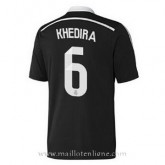 La Collection Maillot Real Madrid Khedira Troisieme 2014 2015