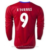La Nouvelle Collection Maillot Atletico De Madrid Ml F.Torres Domicile 2015 2016
