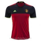 La Nouvelle Collection Maillot Belgique Domicile Euro 2016