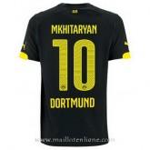 La Nouvelle Collection Maillot Borussia Dortmund Mkhitaryan Exterieur 2014 2015