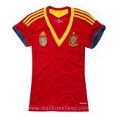 La Nouvelle Collection Maillot Espagne Femme Domicile 2013-2014
