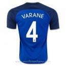 La Nouvelle Collection Maillot France Varane Domicile Euro 2016