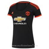 La Nouvelle Collection Maillot Manchester United Femme Troisieme 2015 2016