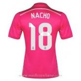La Nouvelle Collection Maillot Real Madrid Nacho Exterieur 2014 2015