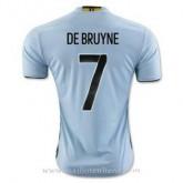 La Nouvelle Maillot Belgique De Bruyne Exterieur Euro 2016