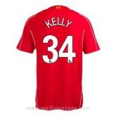 La Nouvelle Maillot Liverpool Kelly Domicile 2014 2015