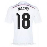 La Nouvelle Maillot Real Madrid Nacho Domicile 2014 2015